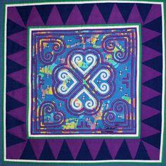 Hmong Embroidery | Reverse Appliqué