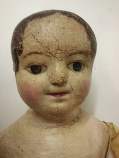 """IZANNAH WALKER DOLL IN UNUSUALLY LARGE SIZE (29"""")."""
