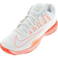 sports shoes c5f68 a9189 Designed for competitive players who are hard on their shoes, the Nike  Women s Lunar Ballistec
