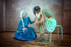Howl's moving castle cosplay