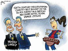 Jul 9, 2017 - Hobby Lobby: a disgrace to America, living in an imaginary world where stealing is OK but liberty isn't