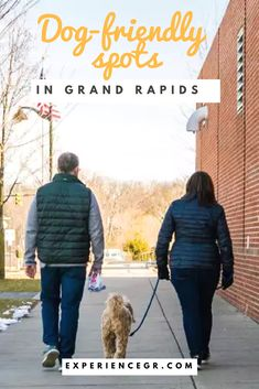 Grand Rapids Has A Wide Selection Of Dog Friendly Parks Trails And Beaches Find Out Where The Best Spots Are Right Here