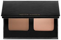 Kevyn Aucoin The Contour Duo On The Go | Wondering what travel gifts to buy your friends and family? Travel Fashion Girl's writers have pooled together the items on their wishlist. Take a look! You'll definitely want to add some to your list, too! | travelfashiongirl.com