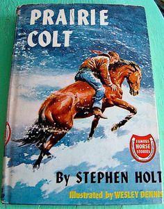 1947 Prairie Colt by Stephen Holt First by VintageUnderTheSun, $98.00