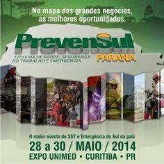 BRADO CONSULTORIA E SERVIÇOS LTDA.: PREVENSUL PARANÁ 2014