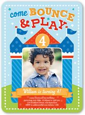 Birthday Party Invitations For Boys