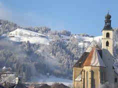 Kitzbühel, Pfarrkirche Zum Hl. Andreas