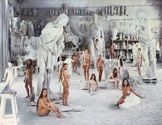 Vanessa Beecroft | The Gorgeous Daily