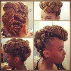 Cute! - http://www.blackhairinformation.com/community/hairstyle-gallery/braids-twists/cute-18/