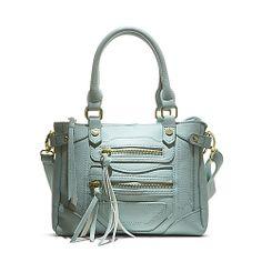 BMTALIA LIGHT BLUE accessories handbags day mini bags - Steve Madden