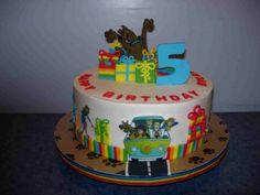 Scooby Doo Birthday Party Ideas   Birthday Cakes
