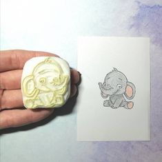 Elephant, Scrapbooking, Grave, Kawaii, Boutique Etsy, Tampons, Ink Stamps, Bebe, Baby Pets