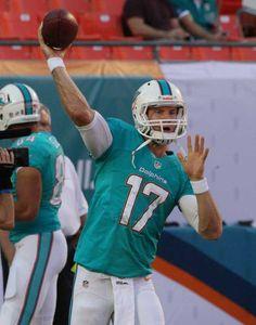 Ryan Tannehill # 17 Miami Dolphins QB College:Texas A & M