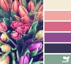 { color spring } image via: @_ewabakrac