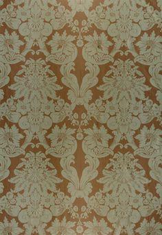 Fabric | Lucienne Damask in Dusk | Schumacher