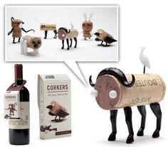 animal corkers