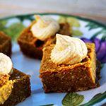 Pumpkin Pie squares - Forks Over Knives | Recipes