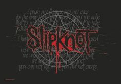 Drapeau SLIPKNOT - Splattered