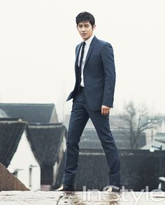 Korean actor Ko Soo! He says he is in love!