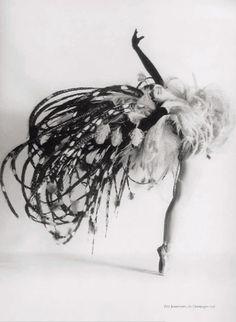 ballet is always art to me