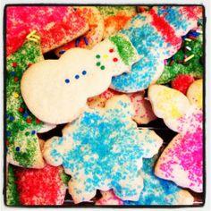 Martha Stewart Sugar Cookie Recipe, Christmas Cookies