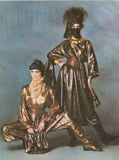 Vogue y Calvin Klein 1981