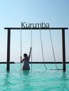 Exploring Kurumba Island in The Maldives!