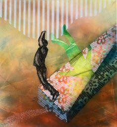 Peterson Kamwathi, ' Untitled VI (Constellations and Sediments Series III: Flight)', 2017