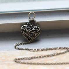 the Vampire Diaries inspired caroline love pendant necklace