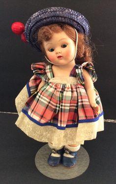 Vintage Original 1952 Vogue Strung Ginny Tiny Miss Series