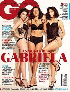 GQ Brasil #17   August