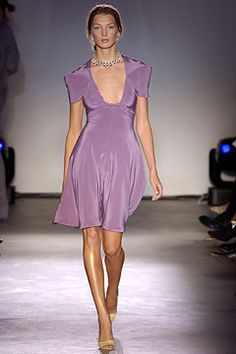 Zac Posen | Spring 2004 Ready-to-Wear Collection | Style.com