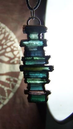 Tourmaline crystal b