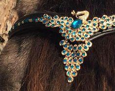 17 Warmblood Oversize Rhinestone Lace Horse by OkoKoniaBrowbands