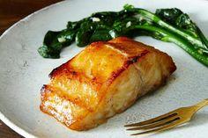 Miso Black Cod, a recipe on Food52