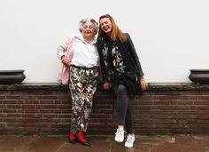 ★ (Groß)Mama-Streetstyle ★  Ellen-Madeleine hat vier Kinder groß gezogen, die ihr zehn Enkel eingebracht haben, unter ihnen Marie-Lilien, die in Berlin wohnt ...  http://hauptstadtmutti.de/streetstyle-mom/mutter-als-dienerin