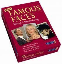 More Famous Faces