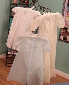 Baptismal gown @brothersews #ItsSewEasyTV #series900