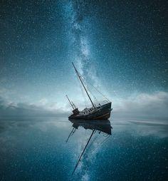 まるで絵画のような美しさ。フィンランド・アイスランドの風景写真8選 - ライブドアニュース