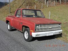 1981 Chevrolet C-10, 250ci straight 6/3 on-the-tree/2WD