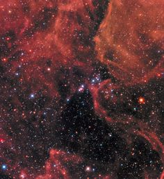 Hubble Snaps 30th Anniversary Image of SN 1987A Remnant / 2/25/17 the remnant of SN 1987A within the Large Magellanic Cloud taken by Hubble's Wide Field Planetary Camera 2 (WFPC2): NASA / ESA / R. Kirshner, Harvard-Smithsonian Center for Astrophysics and Gordon and Betty Moore Foundation / P. Challis, Harvard-Smithsonian Center for Astrophysics