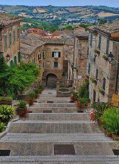 Ostra, Marche, Italy
