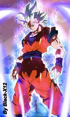 UI Goku vs Whis(Anime style) by Black-X12 on DeviantArt
