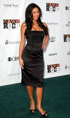 Nicole Scherzinger Clothes