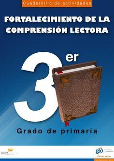 Fortalecimiento de la Comprension Lectora Tercer grado Primaria  Es un cuadernillo realizado por el gobierno de Guanajuato para a poyar  a los niños en el area de la comprension de la lectura en el nivel de primaria especificamente a tercer grado