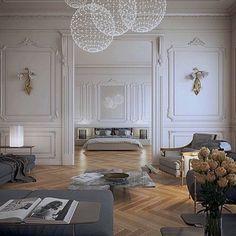 Home Decoration Living Room .Home Decoration Living Room Parisian Apartment, Paris Apartments, Paris Apartment Interiors, Apartment Design, Apartment Living, French Apartment, Apartment Door, Interior Design Inspiration, Home Interior Design