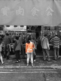 Butcher shop Clementine Communication Inc, agence de communication, Montréal Paris. | Hong Kong
