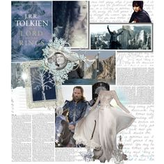 The lord of the rings, FANTASY / BL Round 2.8 by lejournaldessecrets on Polyvore featuring Giuseppe Zanotti and Olivia Riegel