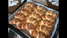 CORNETTI DOLCI Ricetta Facile e Veloce - YouTube Bread And Pastries, Baking And Pastry, Great Desserts, How To Make Bread, Cake Pops, Italian Recipes, Bread Recipes, Good Food, Brunch