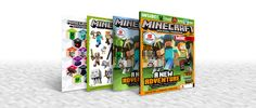 Minecraft gets official print magazine